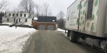Retrofit, Brownsville, Vermont